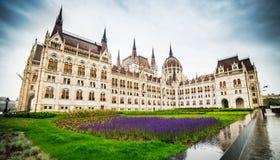 匈牙利议会大厦 库存照片