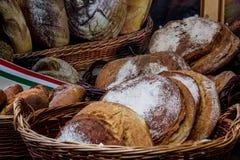 匈牙利面包 免版税库存照片
