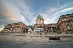 匈牙利,布达佩斯首都 免版税库存图片
