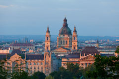 匈牙利,布达佩斯 库存照片
