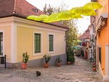 匈牙利szentendre 图库摄影