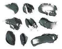 化妆产品污迹油漆  免版税图库摄影