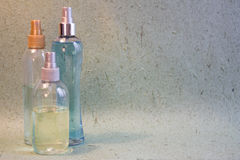 化妆水 免版税库存照片