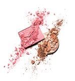 化妆用品和美容品 免版税库存照片