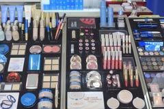 化妆用品抵抗 免版税图库摄影