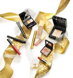 化妆用品礼物概念 免版税库存图片
