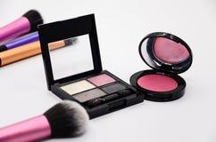 化妆用品集合 库存照片