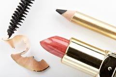 化妆用品 库存照片