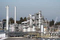 2011化学制品可以傲德萨工厂乌克兰 库存照片