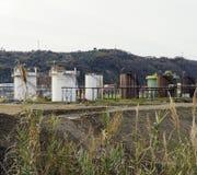 2011化学制品可以傲德萨工厂乌克兰 库存图片