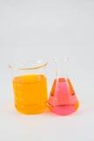 化学制品,科学,实验室,试管,实验室设备 免版税库存图片