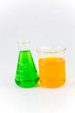 化学制品,科学,实验室,试管,实验室设备 图库摄影