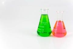 化学制品,科学,实验室,试管,实验室设备 免版税库存照片