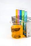化学制品,科学,实验室,试管,实验室设备 库存照片