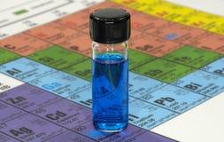 化学制品 免版税库存照片