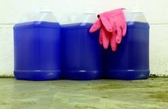 化学制品 库存图片