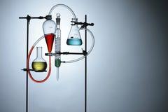 化学制品 免版税库存图片