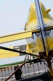 化学制品cropplane抽 库存图片