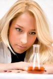 化学家 图库摄影