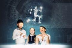 化学教训 免版税图库摄影