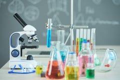化学班 库存图片