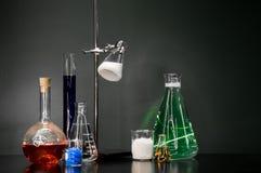化学集合 库存图片