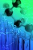 化学 免版税图库摄影