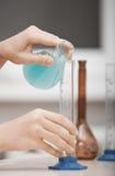 化学 图库摄影