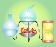 化学 免版税库存照片