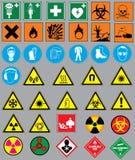 化学simbols 库存图片