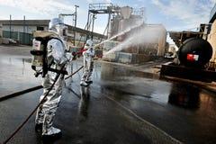 化工和生物战争 免版税库存图片