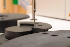 化工实验室的设备 库存照片