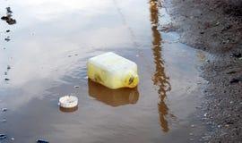 化工污染 库存照片