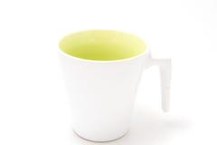 绿化杯 图库摄影