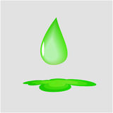 绿化能源 库存例证