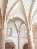 化身(圣诞老人3月大教堂的圣玛丽大教堂  免版税图库摄影