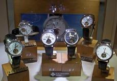 北京品牌手表 免版税图库摄影