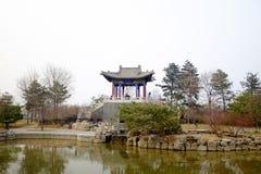 北京商展公园 库存图片