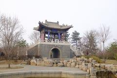 北京商展公园 免版税库存图片