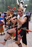 北京国际旅游业和文化节日 免版税库存图片