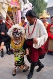 北京国际旅游业和文化节日 免版税库存照片