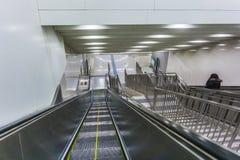 北京地铁 免版税库存图片