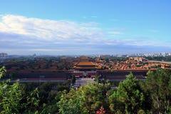 北京城市禁止的s 免版税图库摄影