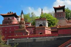 北京夏天宫殿四大状态 免版税图库摄影