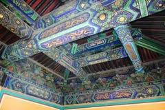 北京天堂寺庙 图库摄影