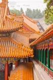 北京宫殿夏天 免版税库存照片