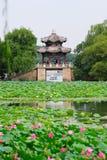 北京宫殿夏天 库存照片