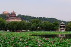北京宫殿夏天 免版税库存图片