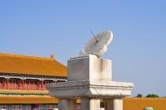 北京市拨号禁止的星期日 库存照片