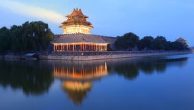 北京故宫 库存照片